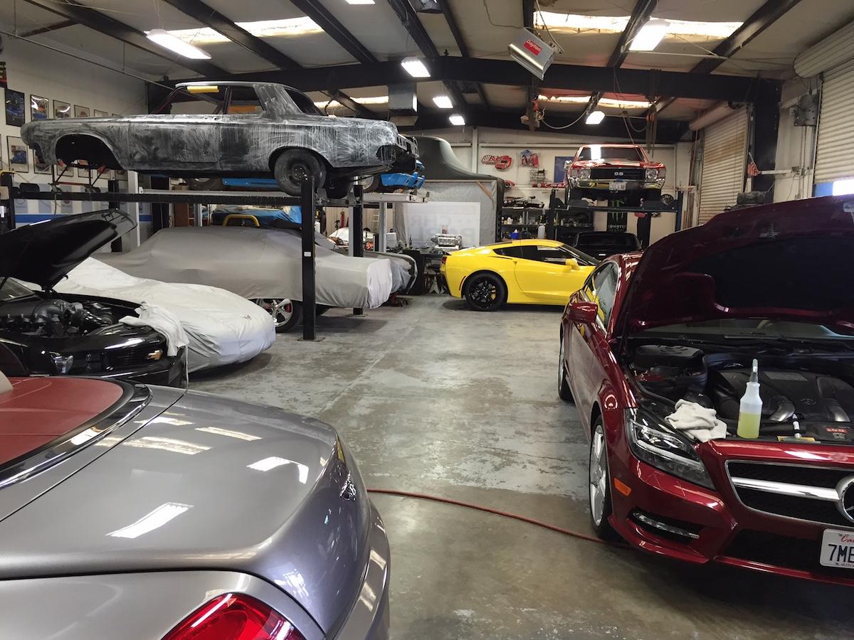 Bakersfield Detail Shop High End Car Detailing